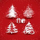 Ilustración de la Navidad Foto de archivo libre de regalías