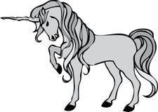 Ilustración del unicornio Imágenes de archivo libres de regalías