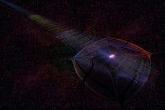 Ilustraciones de Abstrct Digital UFO libre illustration