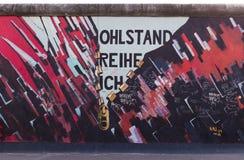 Ilustraciones de Berlin East Side Gallery fotos de archivo libres de regalías