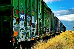 Ilustraciones de Traincar imágenes de archivo libres de regalías