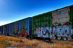 Ilustraciones de Traincar foto de archivo libre de regalías