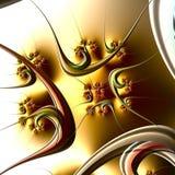 Ilustraciones del fractal ilustración del vector