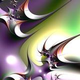 Ilustraciones del fractal libre illustration