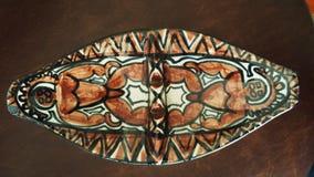 Ilustraciones hawaianas del adorno Imagen de archivo