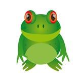 Żaby kreskówka Zdjęcie Royalty Free