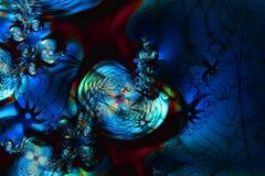 ilustracja abstrakcyjna Zdjęcie Royalty Free