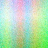 Ilustracja abstrakta zieleni, koloru żółtego, zieleni I rewolucjonistki impresjonista Pointlilism, Obciosuje tło ilustracji