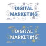 Ilustracja cyfrowy marketingowy sformułowania pojęcie royalty ilustracja