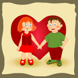 Ilustracja dzieci Zdjęcie Royalty Free