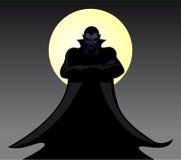 Dracula royalty ilustracja