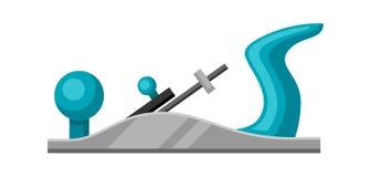 Ilustracja jointer na białym tle odizolowywającym Fotografia Stock