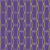 Ilustracja koronkowi rhombuses w geometrycznym wzorze ilustracji