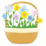 Kwiatu kosz ilustracji
