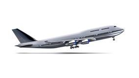 ilustracja latający samolot latający vector Ilustracji