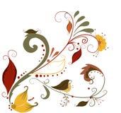 ilustracja liść Obraz Stock