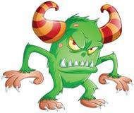 Halloweenowy potwór 3 Zdjęcie Royalty Free