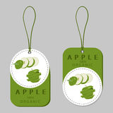 Ilustracja logo dla Apple Fotografia Royalty Free