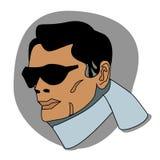 Ilustracja mężczyzna Obraz Royalty Free