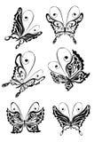 ilustracja motyli wektor ilustracja wektor