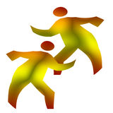 ilustracja olimpijskiej, royalty ilustracja