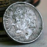 ilustracja piękny menniczy dolarowy wektor Zdjęcie Stock