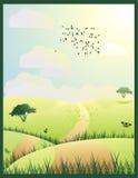 ilustracja rolny wektor ilustracji