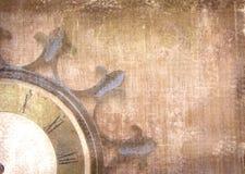 Ilustracja tarcza bez strzała w formie statku koła Fotografia Royalty Free