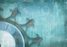 Ilustracja tarcza bez strzała w formie statku koła Zdjęcie Royalty Free