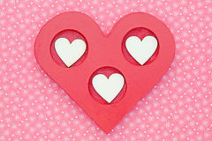 Ilustracja. Walentynka dzień Fotografia Royalty Free