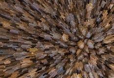 Ilustracja wibrująca abstrakcjonistyczna tekstura z kwadratami Deseniowy projekt dla sztandaru, plakat, flayer, Zdjęcie Stock