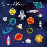 Ilustracja wszechświat Obraz Stock