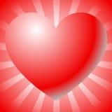 Ilustracja z kierowym kształtem Miłość, afekcja, walentynki ` s dzień ilustracji