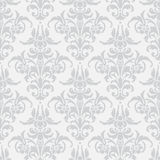 Ilustracja z sztuka kwiatem na białym tle Obraz Royalty Free