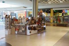 Ilustracja zakupy w centrum handlowym centrum handlowego Galleria Fotografia Royalty Free