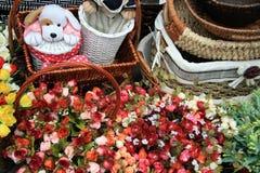 ilustracji sklepu smellcomp kwiat Obrazy Stock