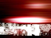 ilustracyjna czerwień Zdjęcia Stock