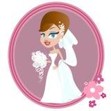 ilustracyjny ślub Fotografia Stock