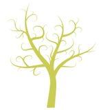 ilustracyjny drzewo Obraz Stock