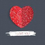 ilustracyjny dzień valentine s Zdjęcia Stock