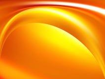 ilustracyjny pomarańczowy kolor żółty Obraz Stock