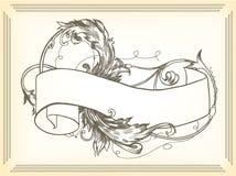 ilustracyjny rocznik Zdjęcia Royalty Free