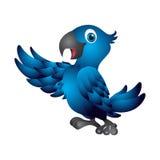 ilustracyjny siatki papugi wektor Zdjęcia Stock