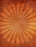 ilustracyjny starburst Zdjęcia Royalty Free