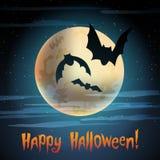 Ilustracyjny Szczęśliwy Halloween royalty ilustracja