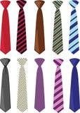 Ilustração colorida dos laços Foto de Stock Royalty Free