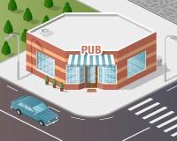 Ilustração da loja Fotografia de Stock