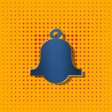Ilustração de Bell Imagem de Stock Royalty Free