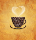 Ilustration, Design For Restaurant, Cafe, Bar, Coffeehouse Royalty Free Stock Photography