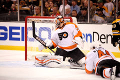 Ilya Brzygalov Philadelphia Flyers Stock Images